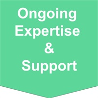 Ongoing Expertise & Support