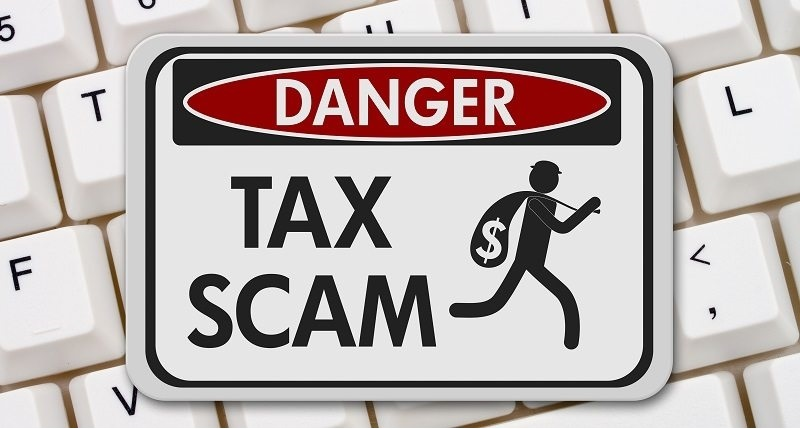 Beware of Schemes During Tax Season