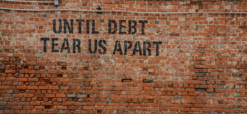 Divorce Series #1: What Happens With Debt During a Divorce?
