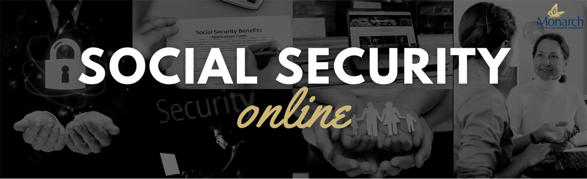 Why You Should Set Up Your Online Social Security Account
