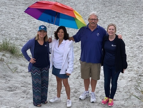 2019 Jacksonville Science Festival Beach Cleanup