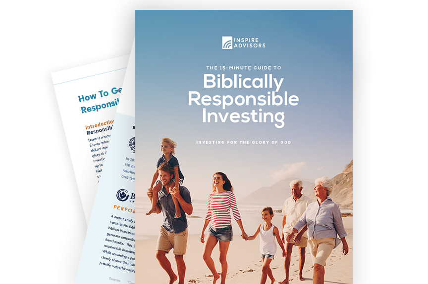 Learn About Biblically Responsible Investing