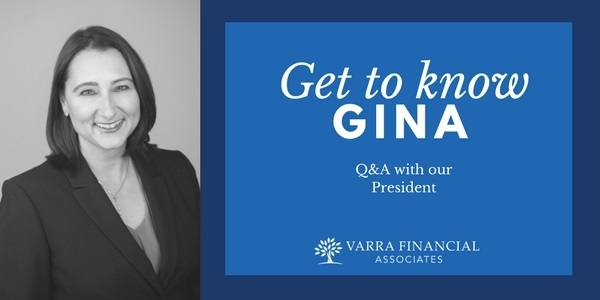 Get to know Gina: Q&A with our President