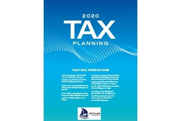 2020 Tax Planning Whitepaper