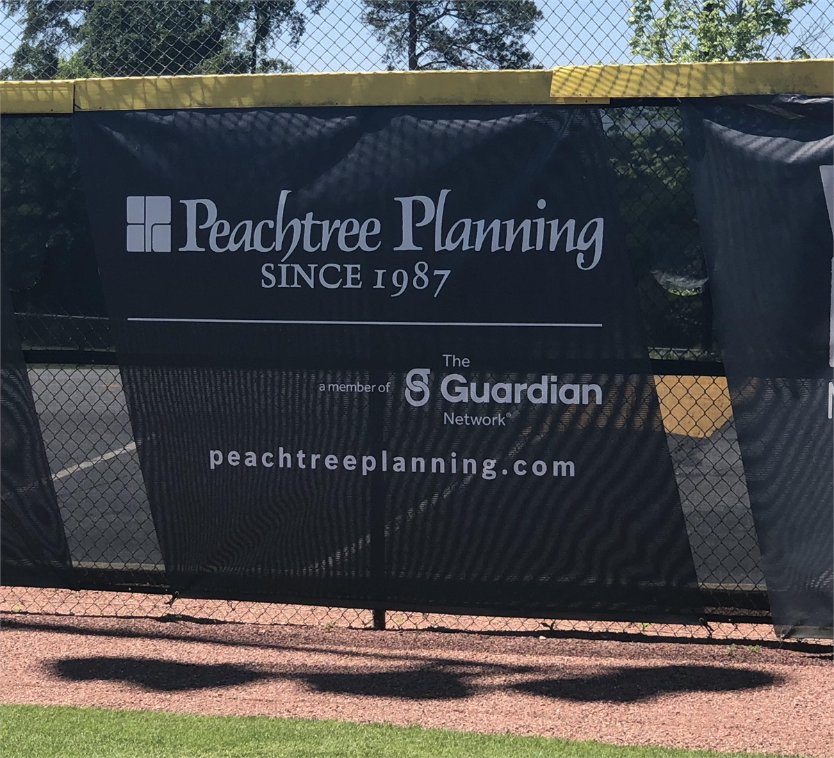 Peachtree Planning is a Proud Sponsor of NYO Sports