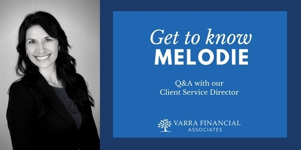 Meet the Team series  - Get to Know Melodie