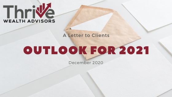 Outlook for 2021