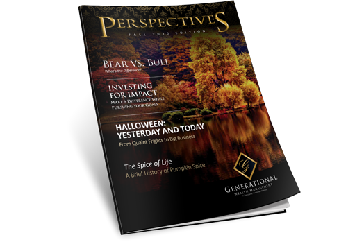 2020 Fall Perspectives