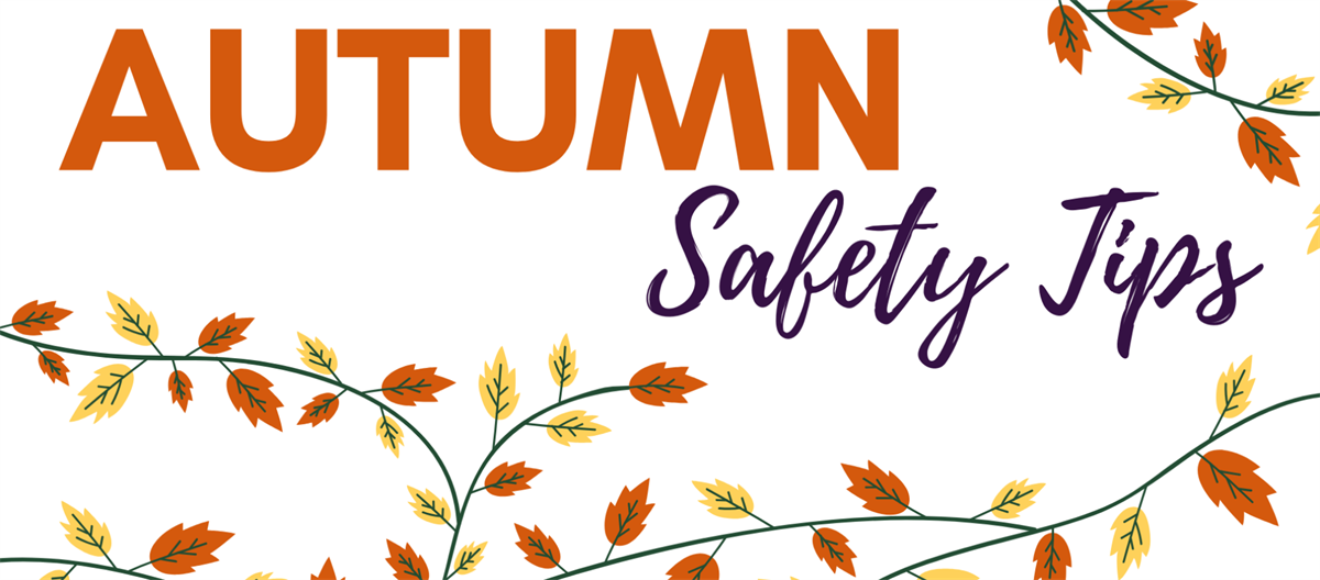 Don't Be Caught Slipping This Fall: Autumn Safety Tips