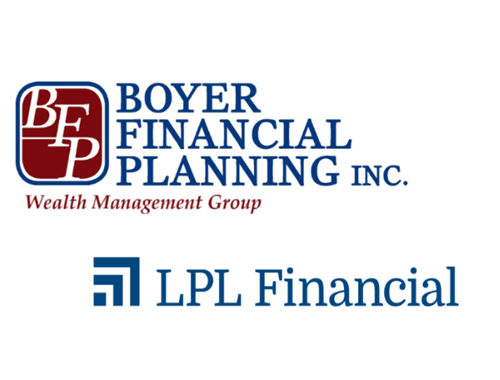 A word From Boyer Financial Planning & LPL Financial on the CARES Act.