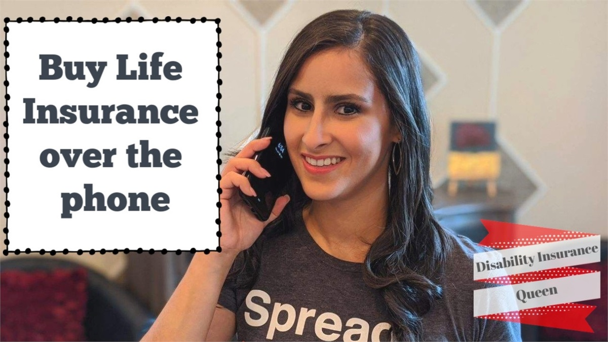 Buy Life Insurance over the phone