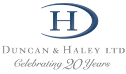 Duncan & Haley, Ltd.  Home
