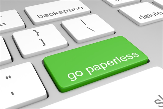 Why Go Paperless?