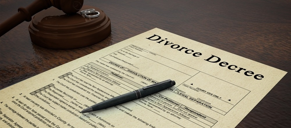 When the Divorce is Done