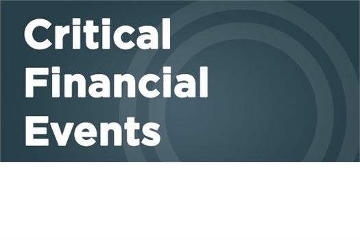 Critical Financial Events