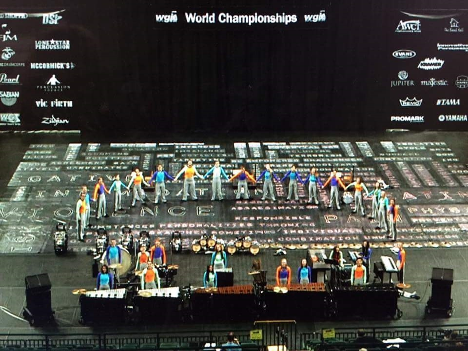 2016 World Indoor Percussion Championship