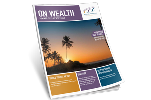 On Wealth Summer '19 Magazine