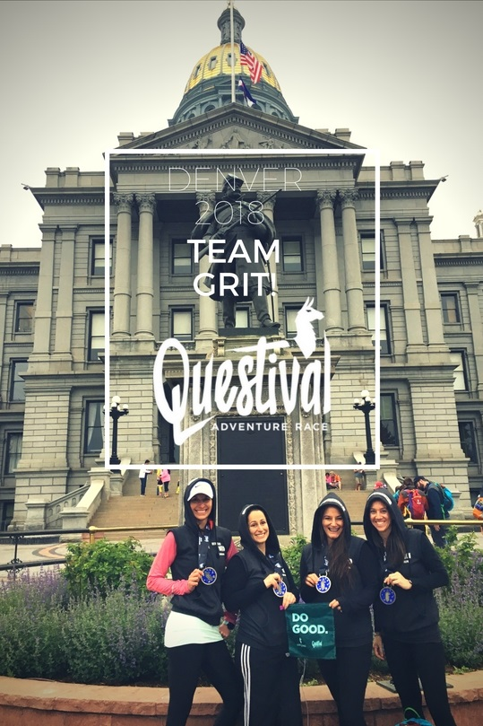 Questival - The Adventure Race with a Social Mission