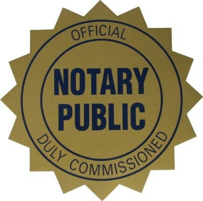 Notary Services | Hayes Financial