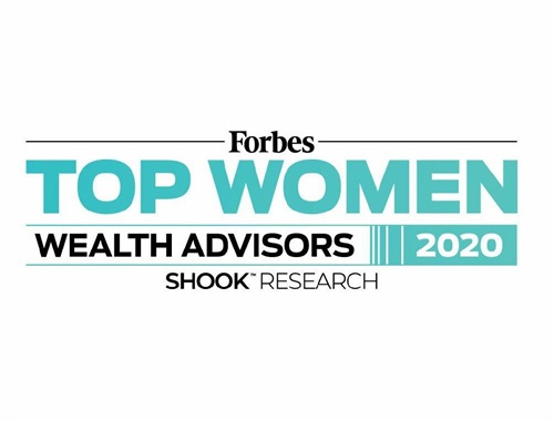 Forbes Top Women Wealth Advisors 2020