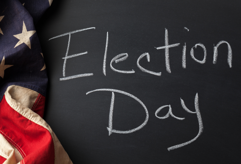 Election Watch: Election Day is Here