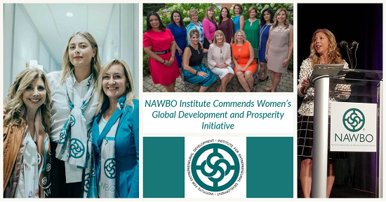 NAWBO Institute Commends Women's Global Development and Prosperity Initiative