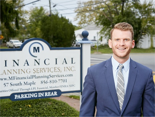 Anthony Massaro <br />CERTIFIED FINANCIAL PLANNER&#8482;