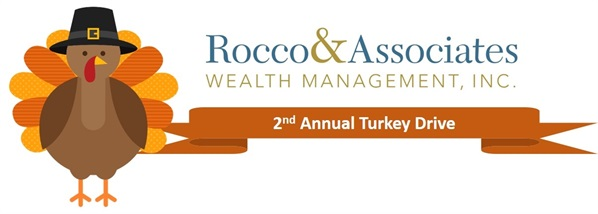 Rocco & Associates' 2nd Annual Turkey Drive