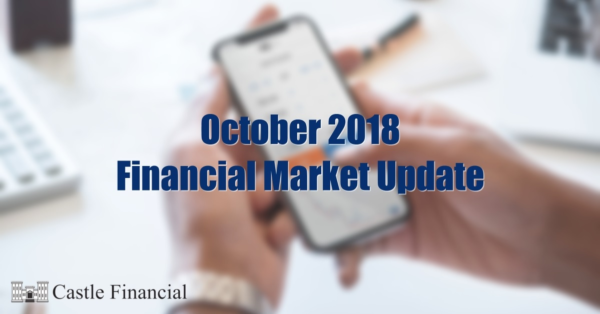 Castle Monthly Financial Markets Updates - October 2018
