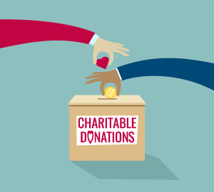 Special $300 tax deduction helps most people give to charity this year
