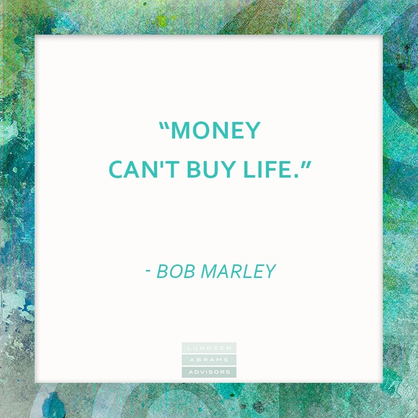 Bob Marley Says it Best WednesdayWisdom