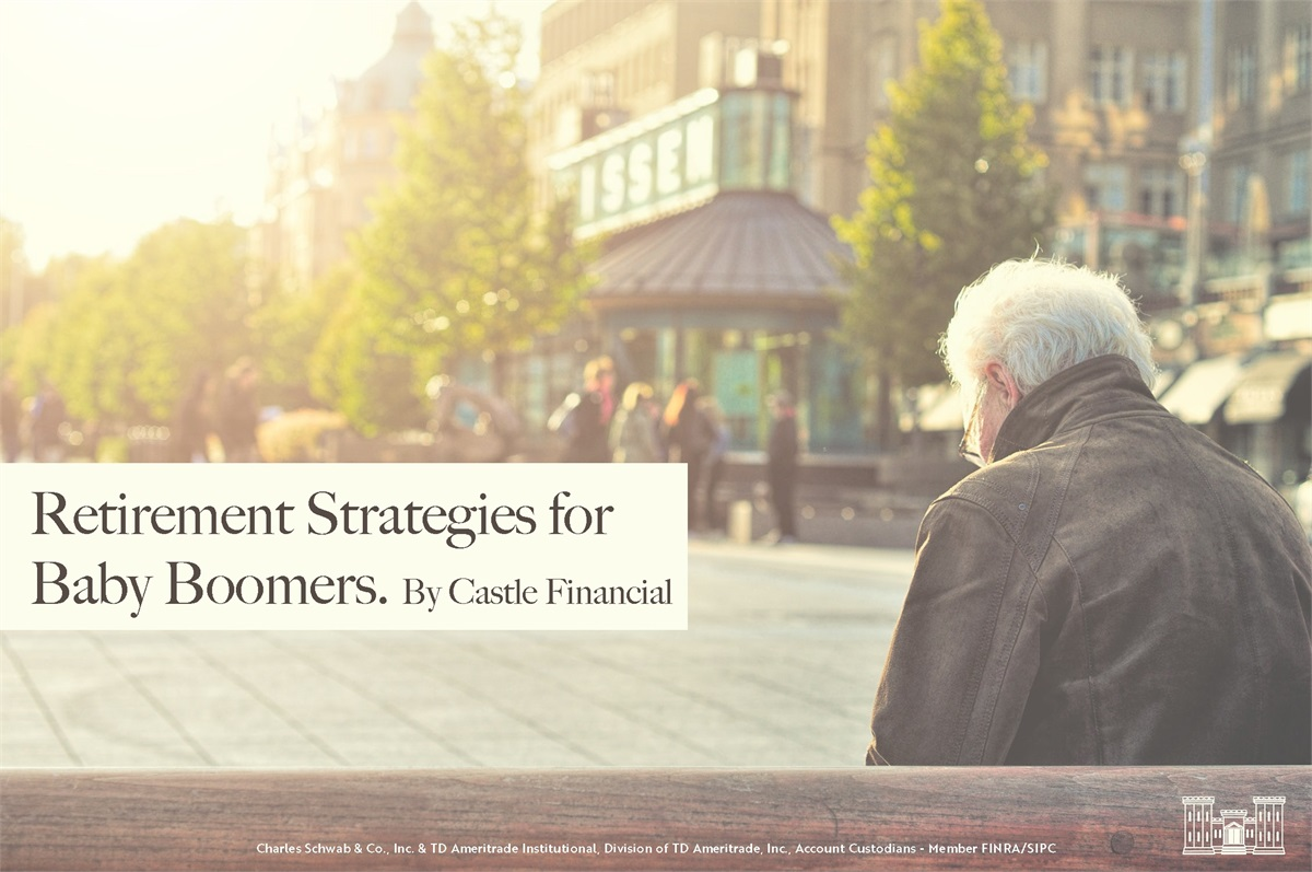 Strategies For Baby Boomers Worried About Retirement