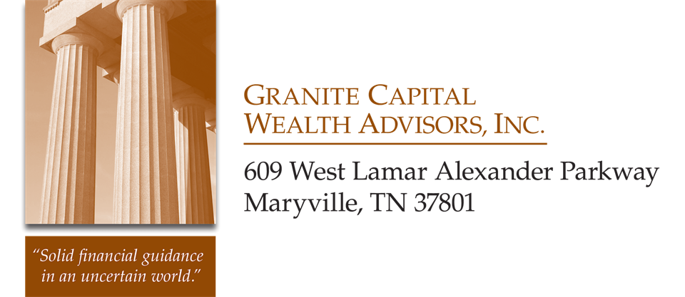 GRANITE CAPITAL WEALTH ADVISORS  Home
