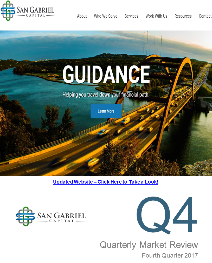 San Gabriel Capital Q4 2017 Quarterly Newsletter