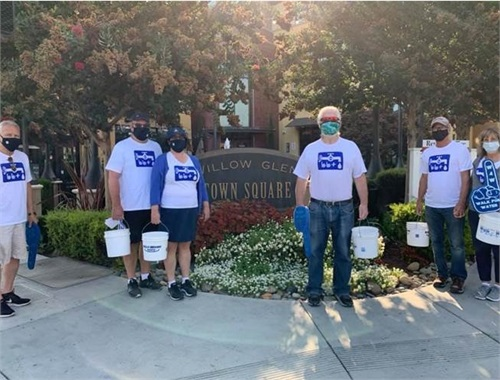 Virtual Silicon Valley Walk for Water