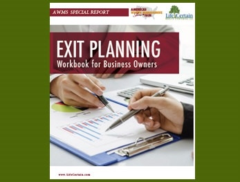 Exit Planning Workbook for Business Owners