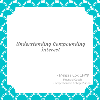 Melissa Cox CFP explains the pros and cons of compounding interest.