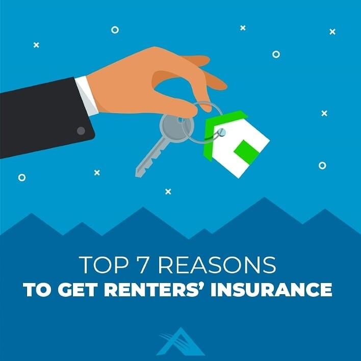 Top 7 Reasons to Get Renters' Insurance