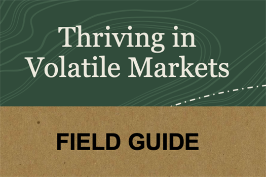 <strong>How To Thrive in Volatile Markets</strong>