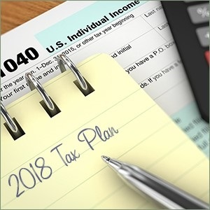 Year End Tax Moves for 2018