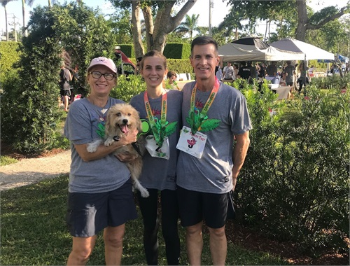 Town of Palm Beach United Way Turkey Trot 2017