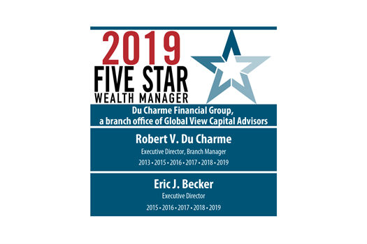 2019: Five Star Wealth Managers