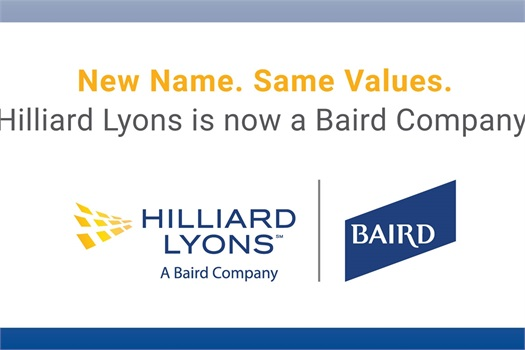 Hilliard Lyons Becomes Part of Baird