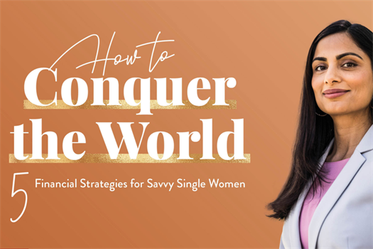 5 Financial Strategies for Savvy Single Women