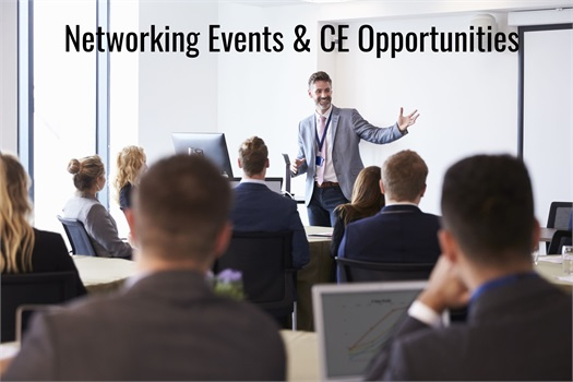 JFC Advisor Network hosts several advisor training and networking meetings throughout the year, including opportunities to satisfy your continuing education requirements