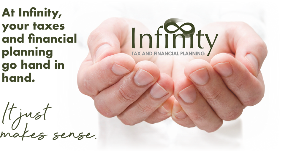 Infinity Tax & Financial  Home