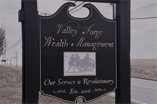 Welcome to Valley Forge Wealth Management