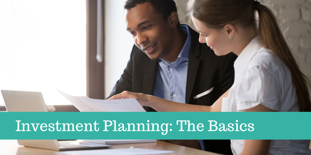 Investment Planning: The Basics