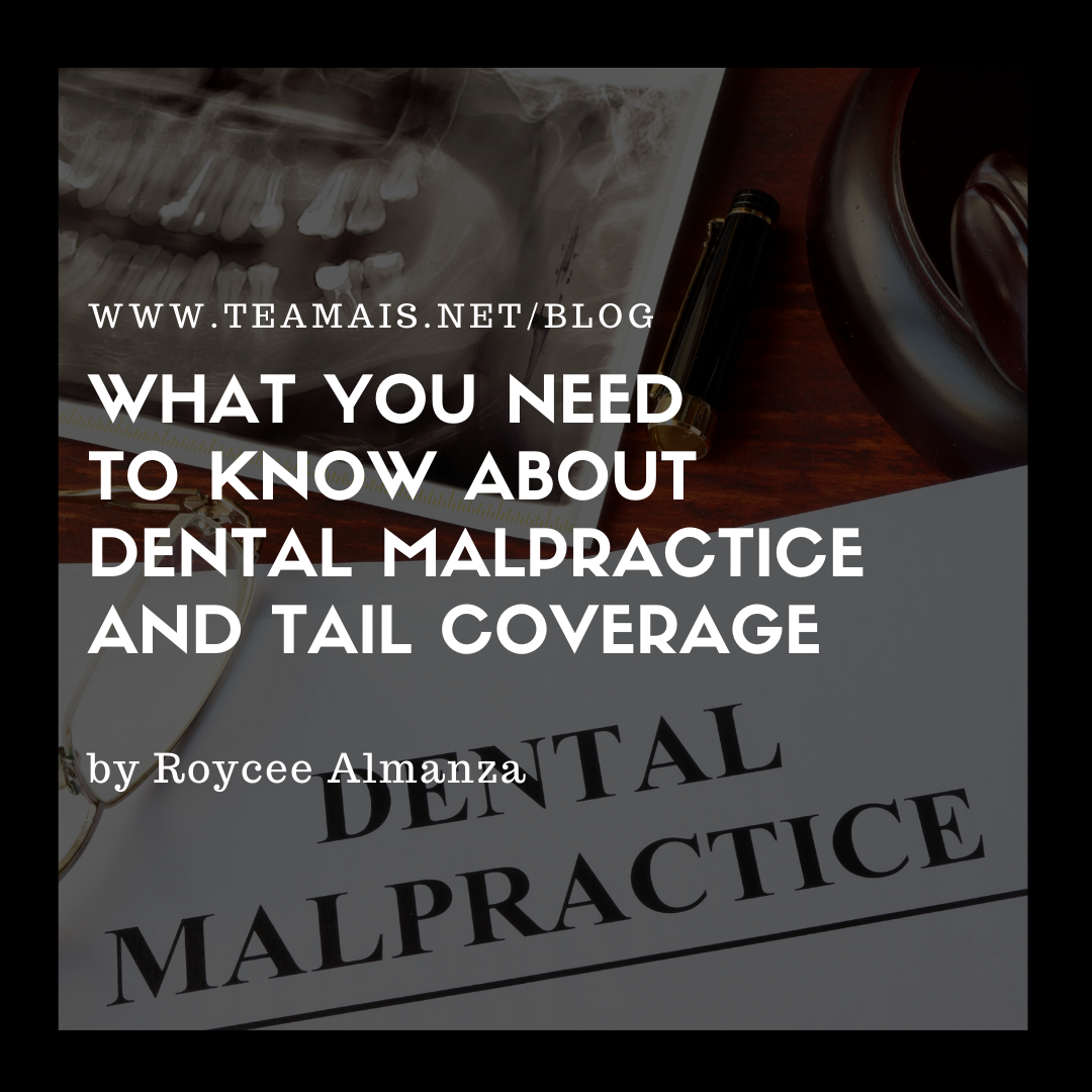 What You Need to Know about Dental Malpractice and Tail ...