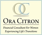 Ora Citron - Financial Consultant for Women Experiencing Life's Transitions Home